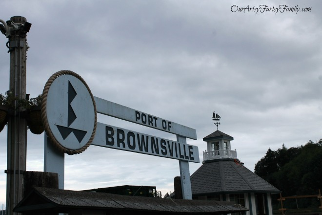 Port of Brownsville sign watermarked