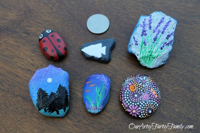 7-20-2017 Painted Rocks IMG_6379 Artsy