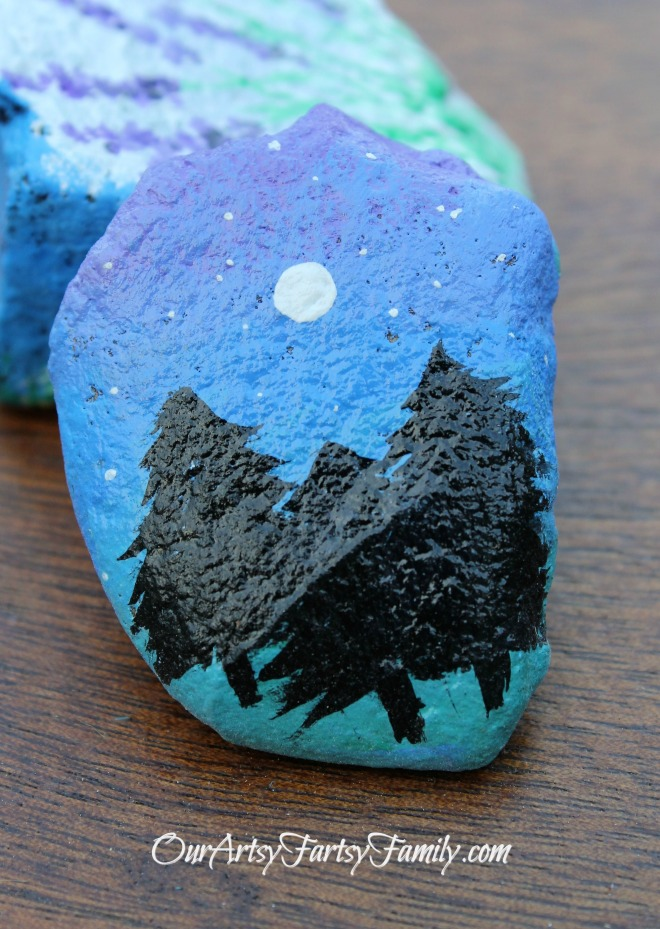 7-20-2017 Painted Rocks IMG_6387 Artsy